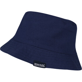 Regatta Crow Hat Kids navy